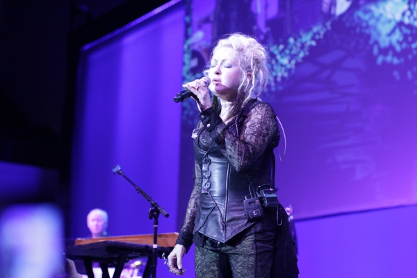 Cyndi Lauper at INBOUND Rocks